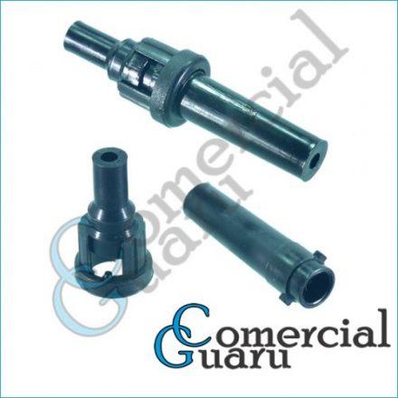 Porta fusível engate rápido sem fio para fusível de vidro