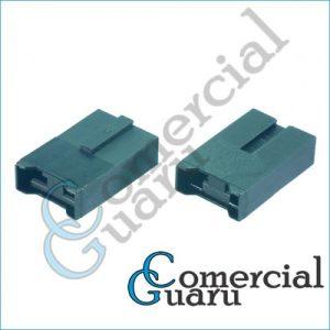 Porta fusível lamina encaixe mini para fusível lamina minival